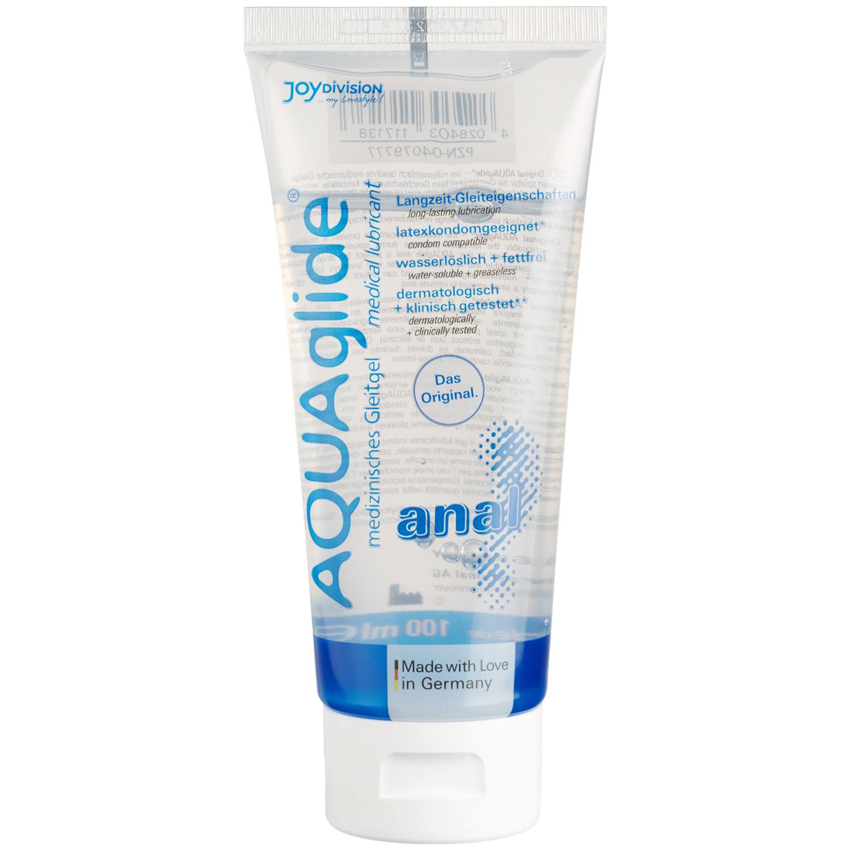 Aquaglide Anal Glidecreme 100 ml - PRISVINDER