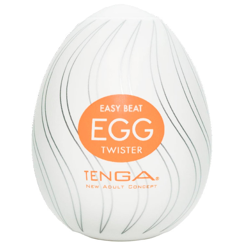 TENGA Egg Twister Onani Håndjob til Mænd thumbnail