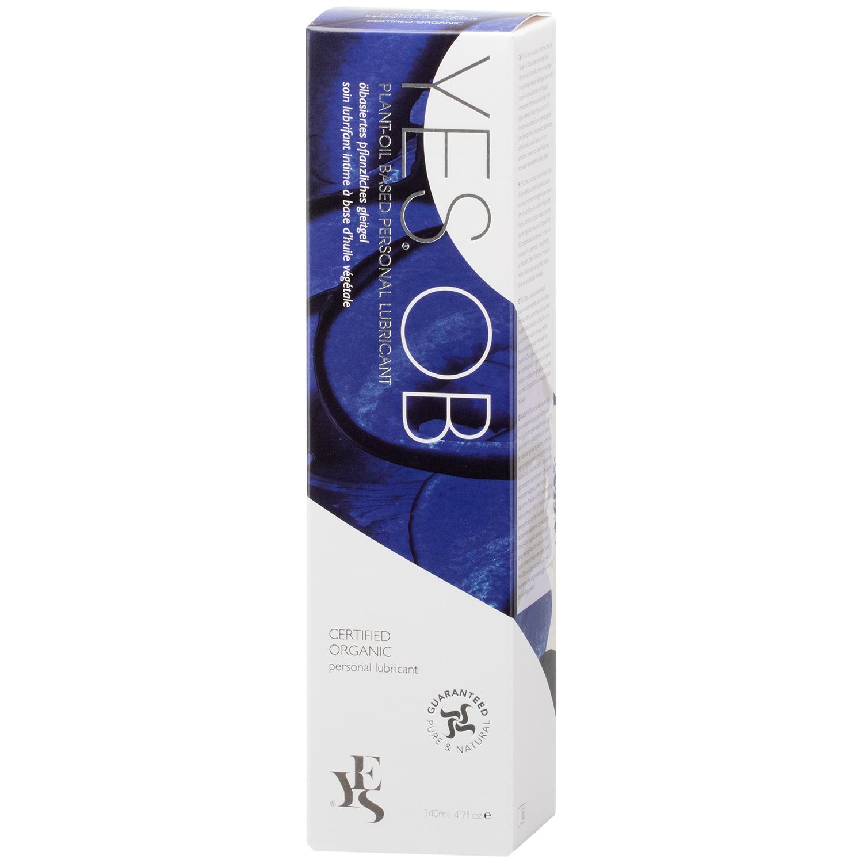 YES Oliebaseret Intimpleje og Glidecreme 140 ml
