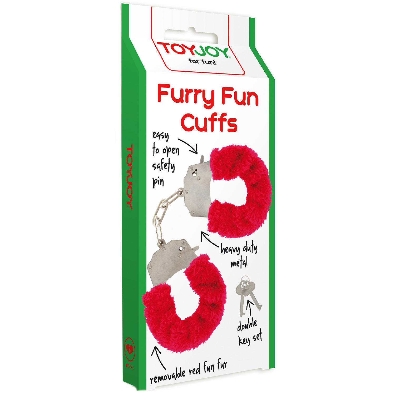 Toy Joy Fun Cuffs Håndjern