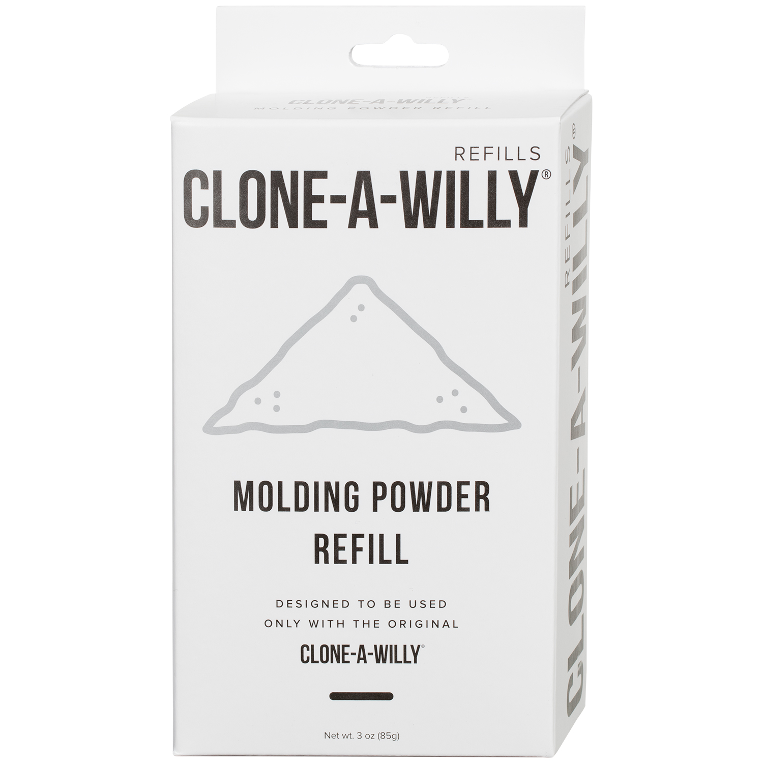 Clone-A-Willy Refill Støbnings Pulver thumbnail