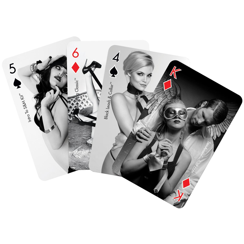 Sex & Mischief Sex Spillekort thumbnail