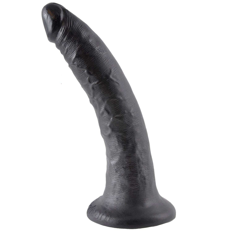 King Cock Realistisk Dildo 17,5 cm