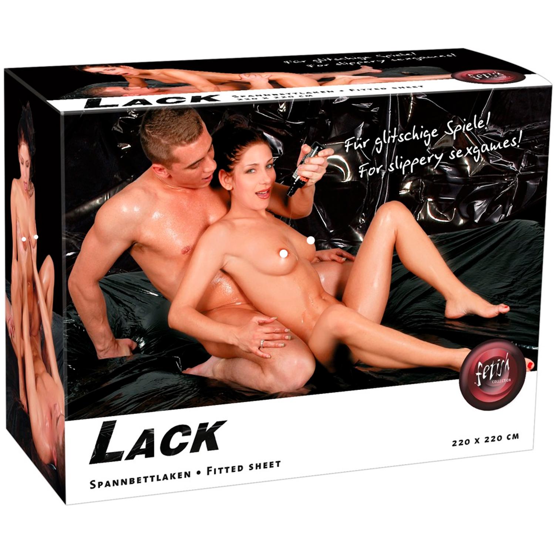Orgy Vinyl Sex Lagen Formsyet 220 x 220 cm