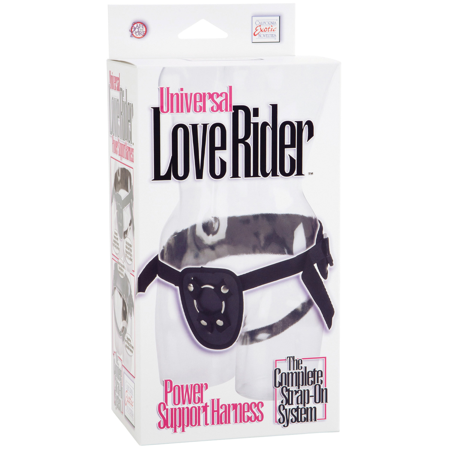CalExotics Universal Love Rider Power Support Harness