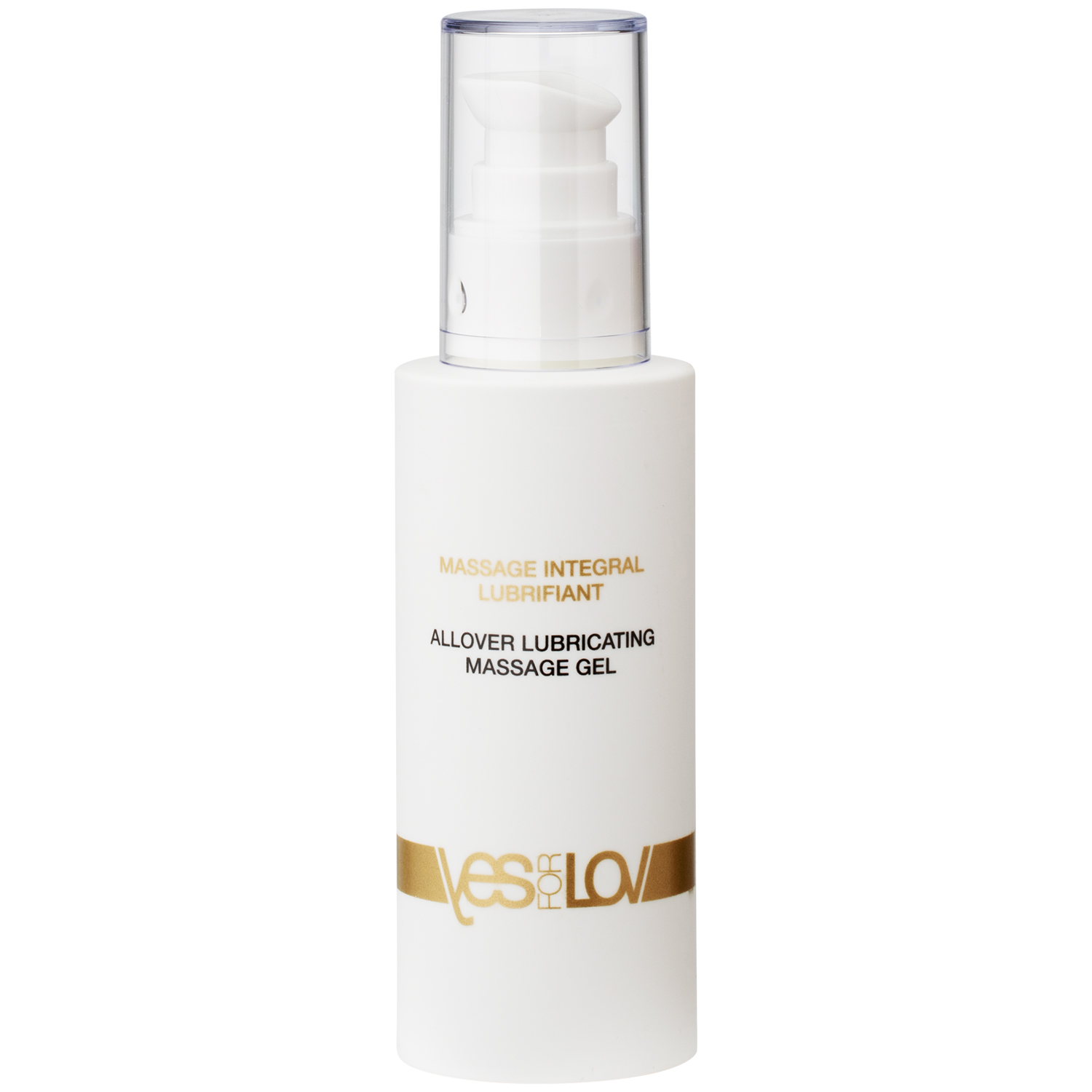 YESforLOV All-Over Glidecreme 100 ml