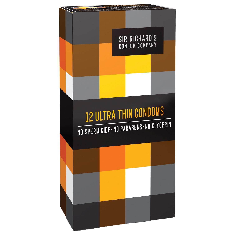 Sir Richards Ultra Tynde Kondomer 12 stk thumbnail