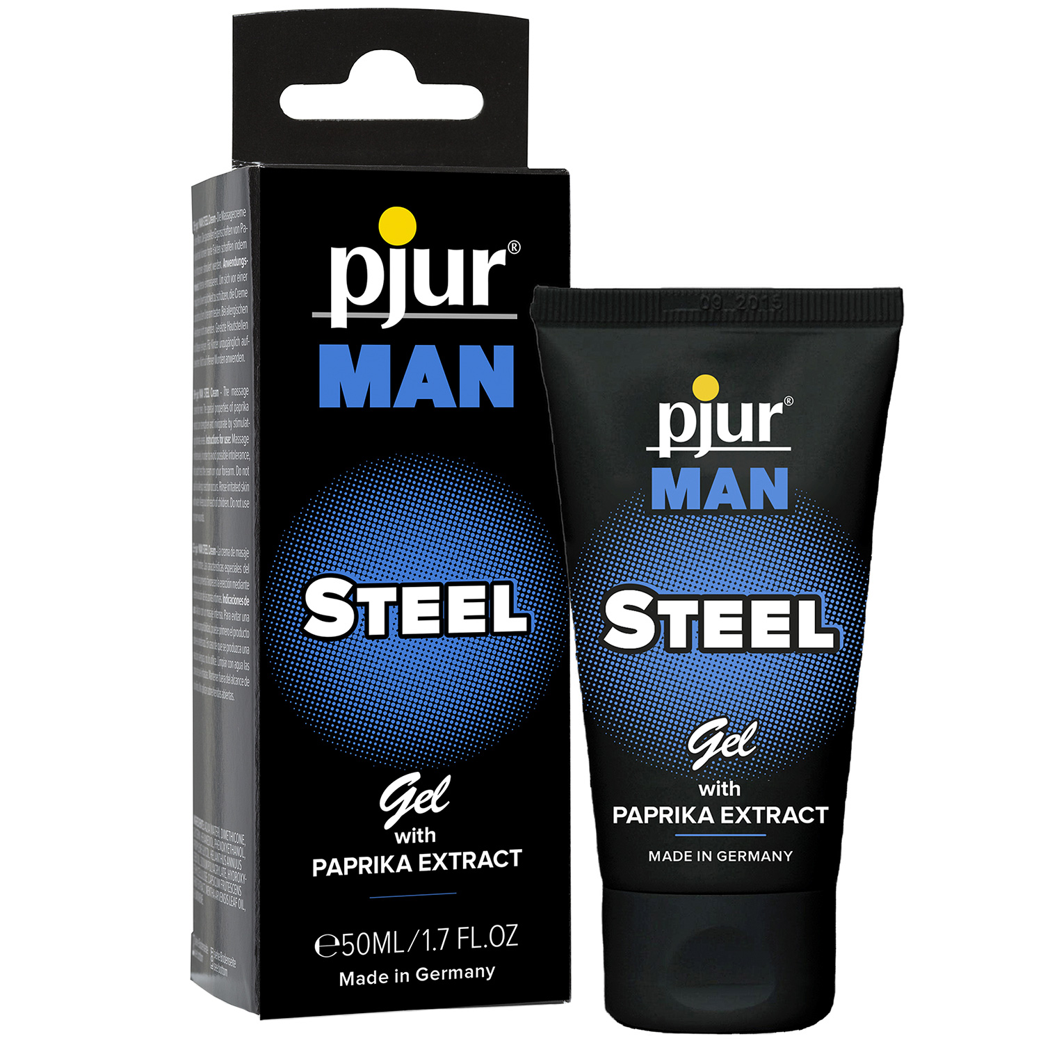 Pjur Man Steel Massage Gel 50 ml thumbnail