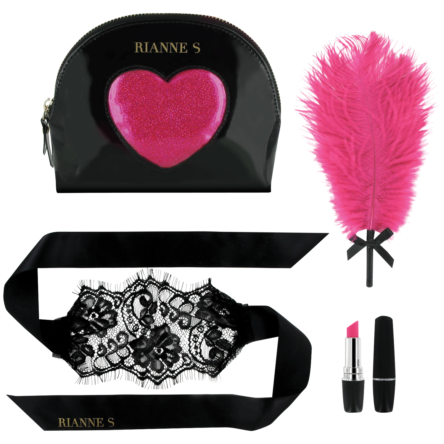 Rianne S Essentials Kit D´Amour Pirrings Sæt