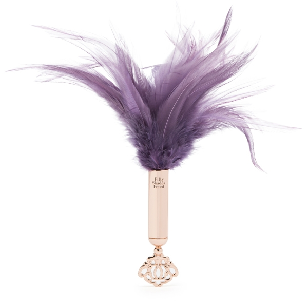 Fifty Shades Freed Cherished Collection Feather Tickler thumbnail