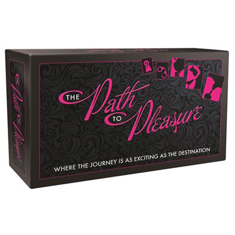 Path to Pleasure Erotisk Brætspil