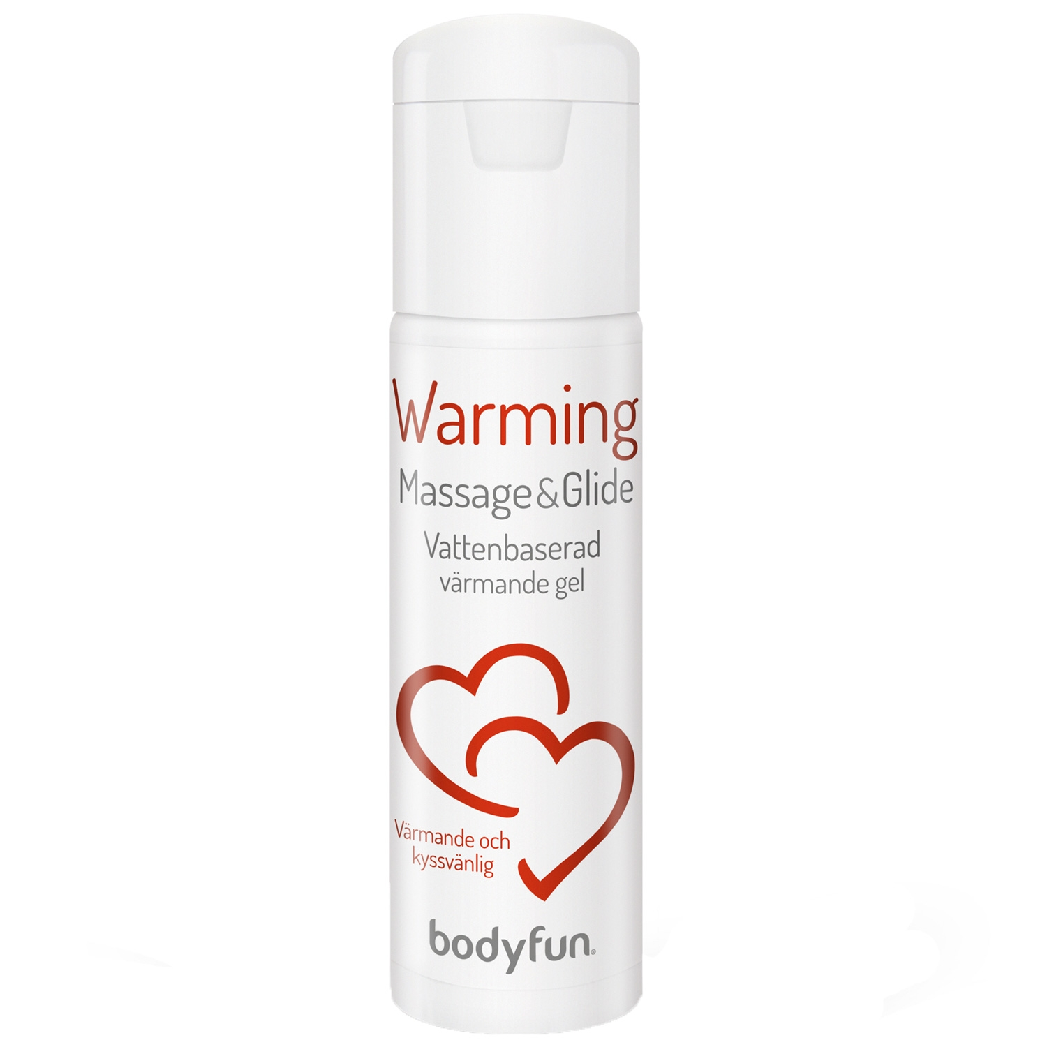 Bodyfun Warming Massage og Glidecreme 100 ml thumbnail