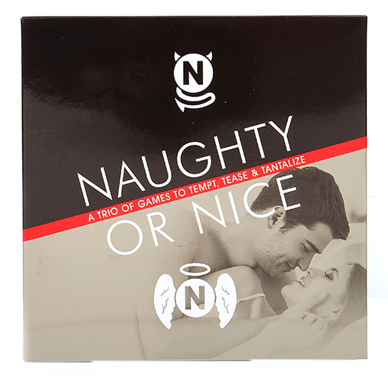 Naughty or Nice 3-i-1 Parspil thumbnail
