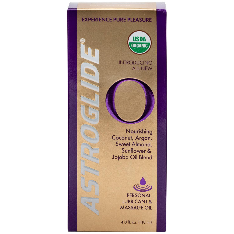 Astroglide O Økologisk Oliebaseret Glidecreme 118 ml