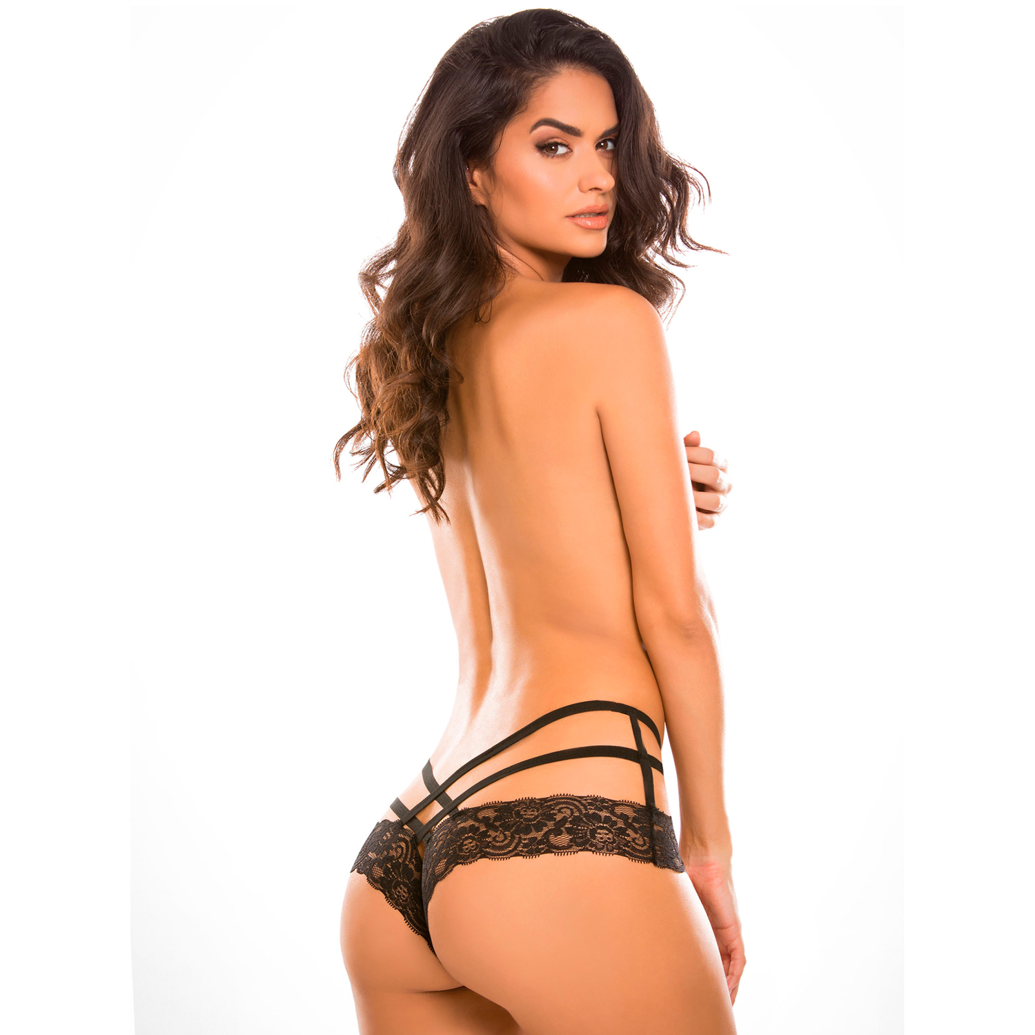 Image of   Allure Ecstasy Thong