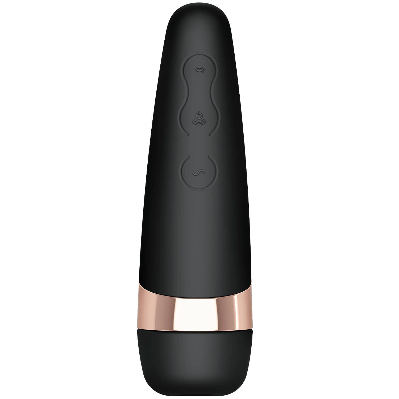 Satisfyer Pro 3 Vibration Klitoris Stimulator - PRISVINDER thumbnail
