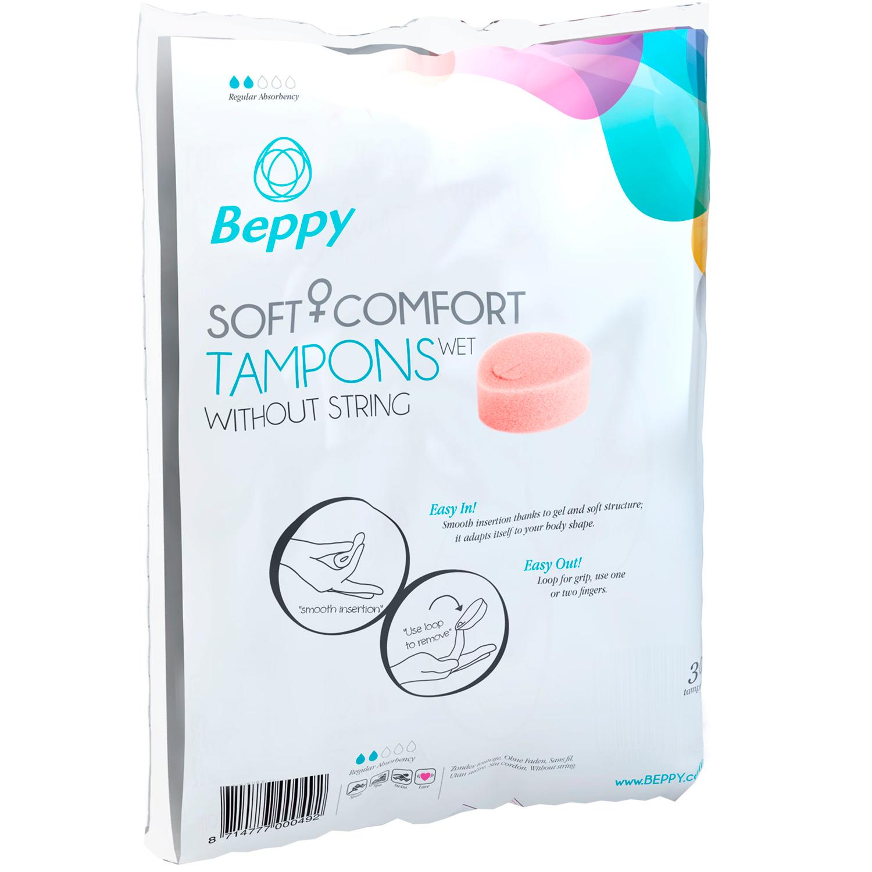 Beppy Wet Comfort Tampons 30 stk