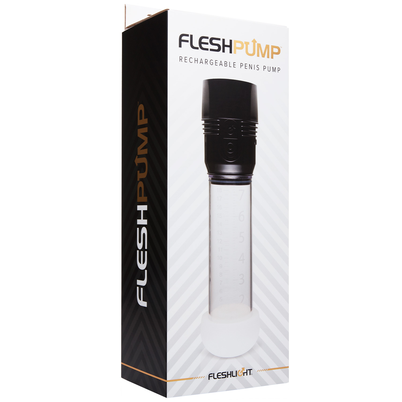Fleshlight Fleshpump Opladelig Penispumpe