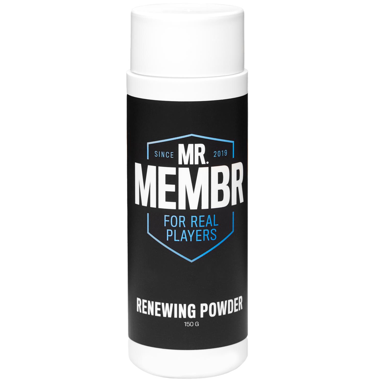 Mr. Membr Plejende Pulver til Realistisk Sexlegetøj 150 g
