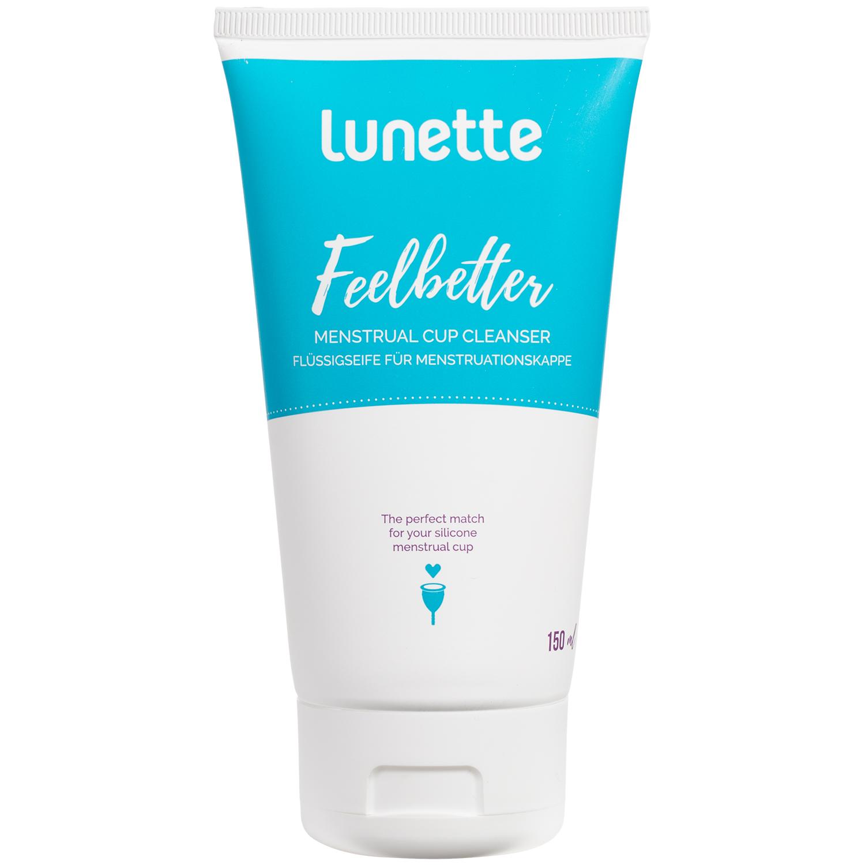 Lunette Feelbetter Menstruationskop Rengøring 150 ml