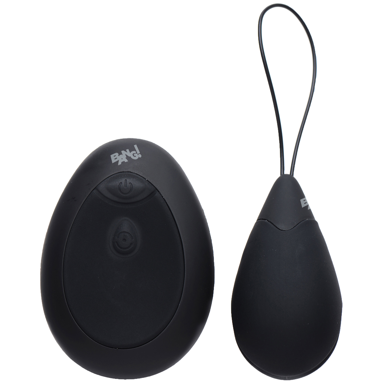 Bang! Ultra Kraftfuldt Vibrator Æg