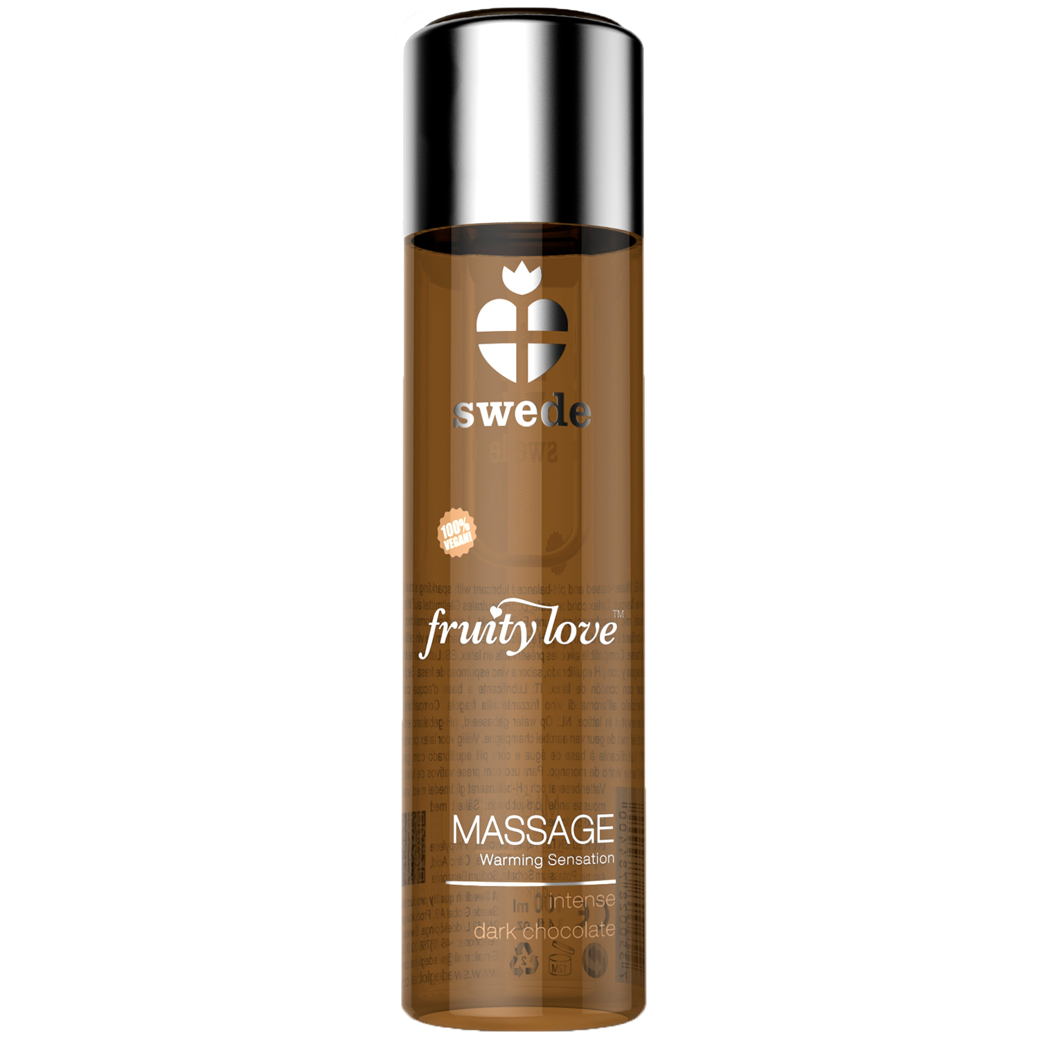 Swede Fruity Love Warming Flavoured Massage Lotion 120 ml thumbnail