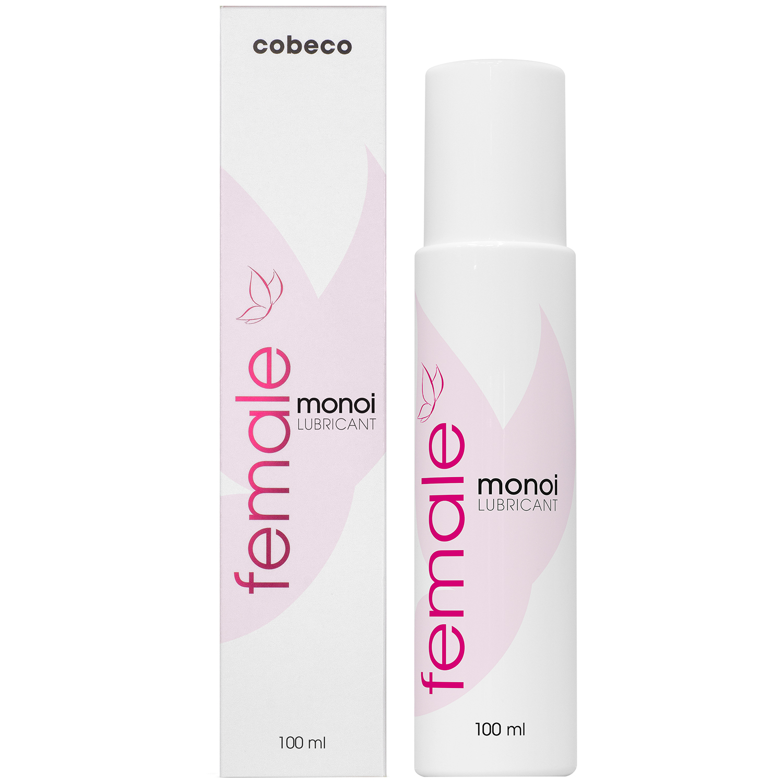 Cobeco Female Monoi Vandbaseret Glidecreme 100 ml