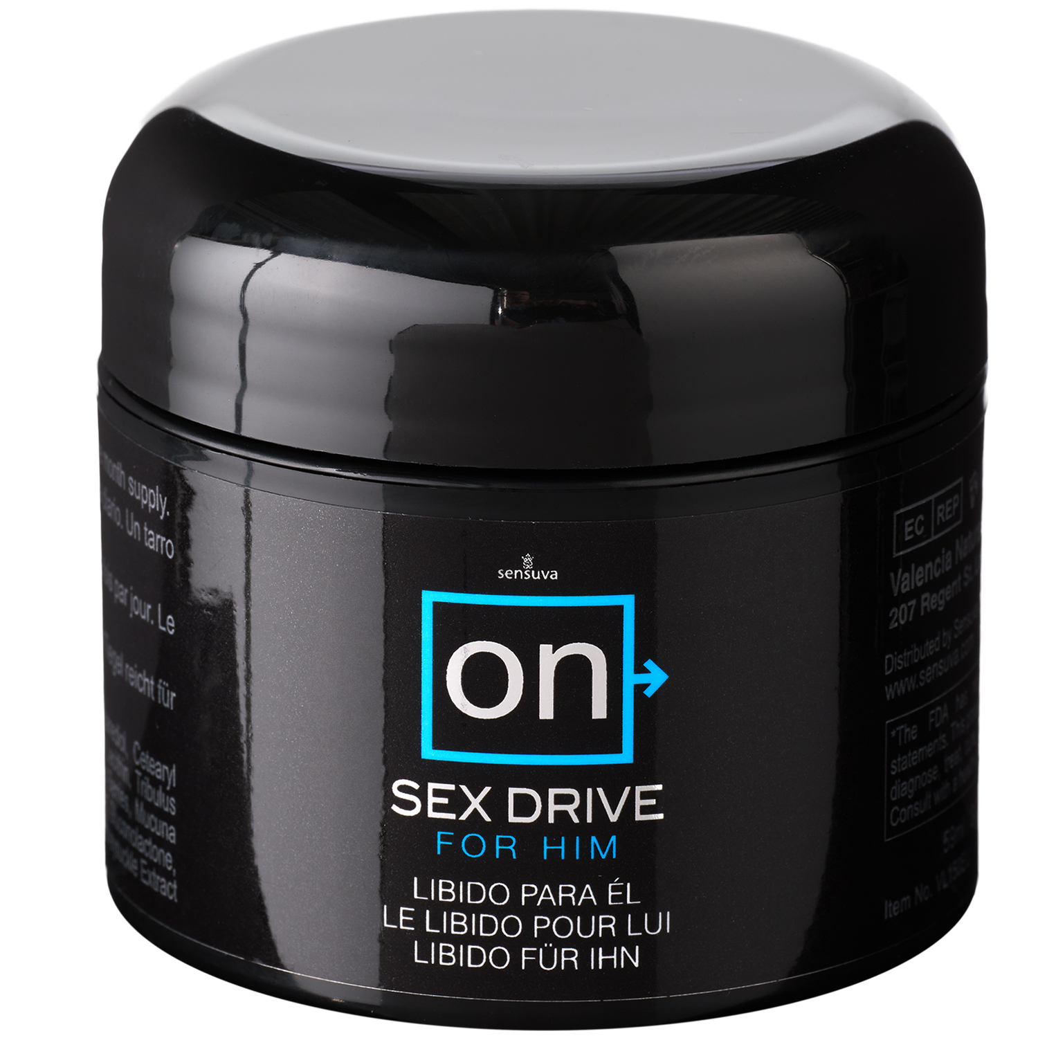 Sensuva On Sex Drive for Him 59 ml
