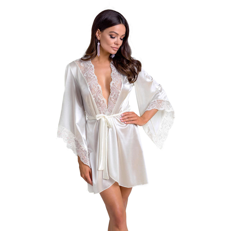 Casmir Inoe Hvid Kimono