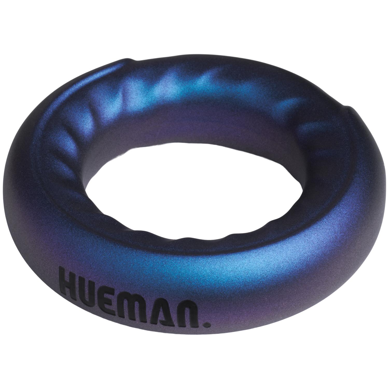 Hueman Saturn Vibrerende Penis & Kugle Ring