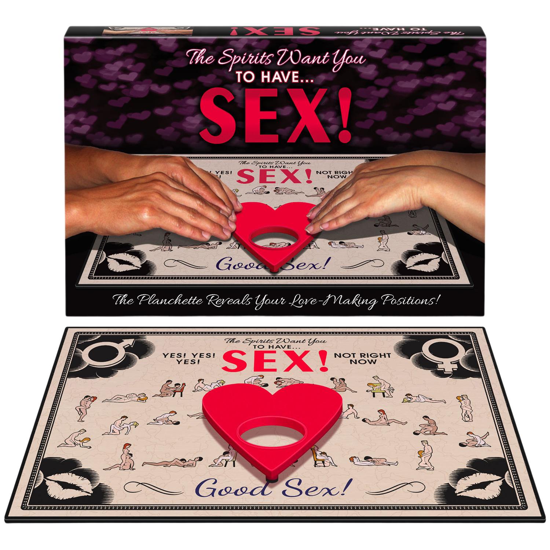Kheper Games The Spirits Want You To Have Sex Par Spil
