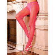 Baci Netstrømpebukser Pink