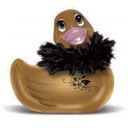 I Rub My Duckie Paris Guld And 3-speed Vibrator