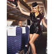 Baci Stewardesse Kostume
