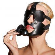 ZADO Maske med Mundknebel