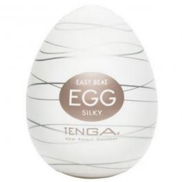 TENGA Egg Silky Onani Håndjob til Mænd