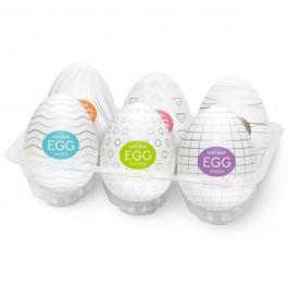 TENGA Eggs 6 pack Onani Håndjob til Mænd