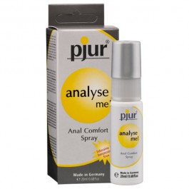 Image of   Pjur Analyse Me Anal Afslapnings Spray