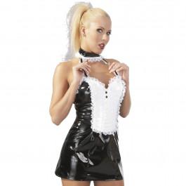 Image of   Black Level Stuepige Uniform i Lak