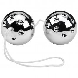 Silver Balls Sexkugler
