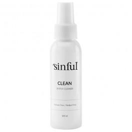 Billede af Sinful Clean Sexlegetøjs Rengøring 100 ml
