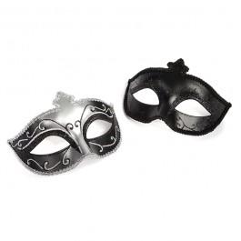 Fifty Shades of Grey Masquerade Masker 2 stk