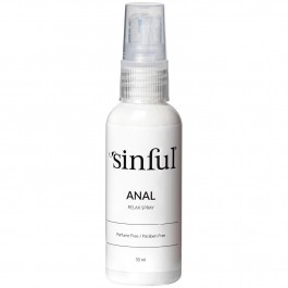 Image of   Sinful Anal Relax Spray 50 ml