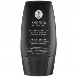 Shunga Secret Garden Klitoris Creme