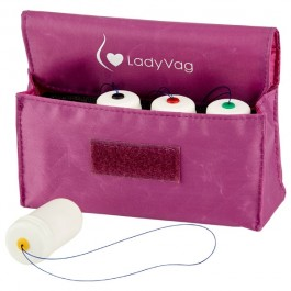 LadyVag Vaginalvægte 4 stk
