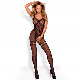 Obsessive Floral Bodystocking