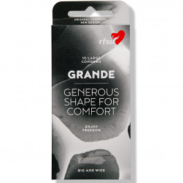 RFSU Grande Kondomer 10 stk