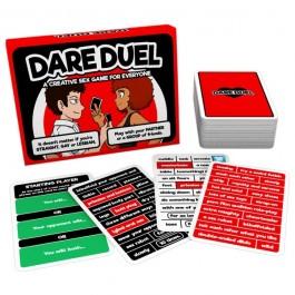 Billede af Dare Duel Sexspil til Par