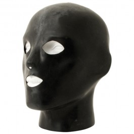 Heavy Rubber Anatomical Latex Maske
