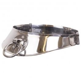 Kiotos Gladiator Låsbar Metal Halsbånd med O-ring